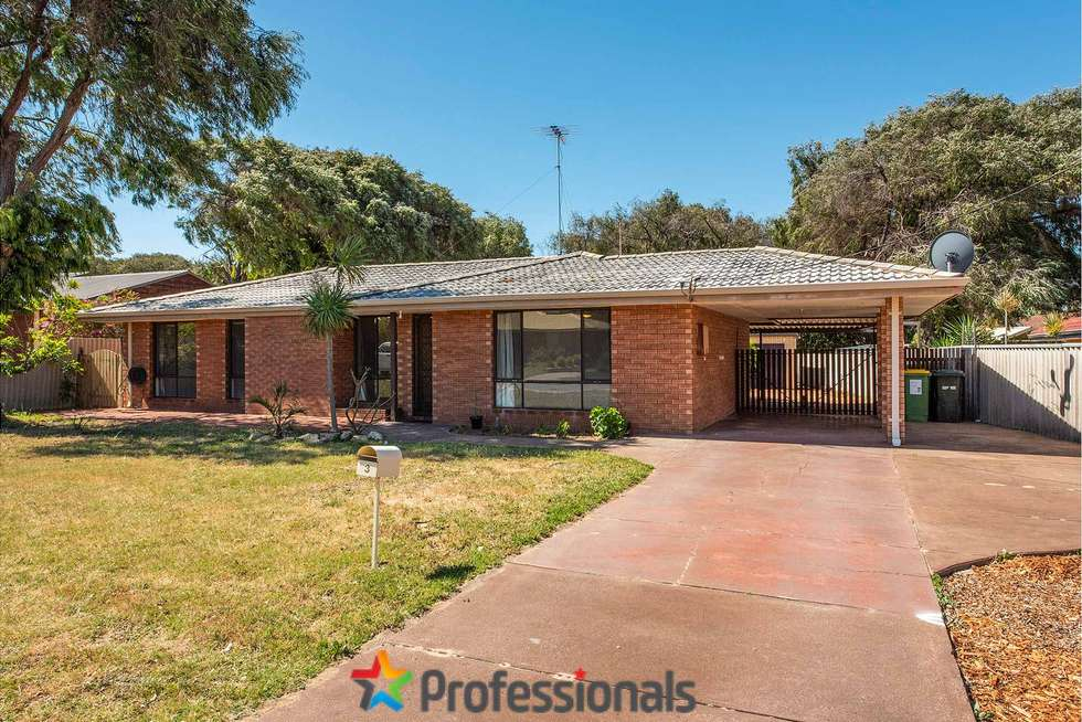 Second view of Homely house listing, 3 Ferguson Street, Falcon WA 6210