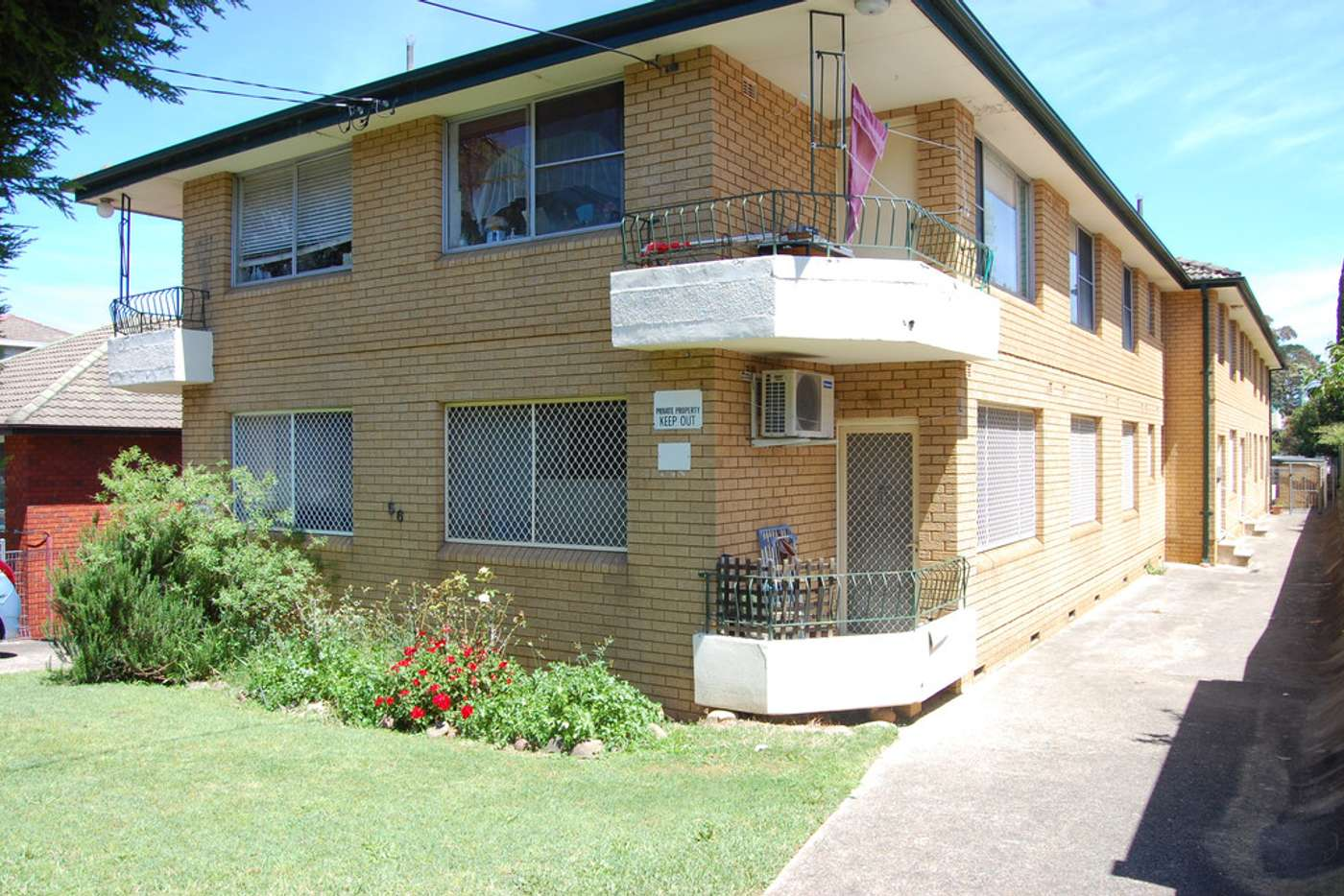 Main view of Homely unit listing, 7/56 Crinan Street, Hurlstone Park NSW 2193