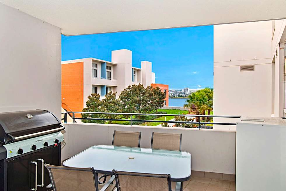 Fourth view of Homely apartment listing, 471/4 The Crescent, Wentworth Point NSW 2127