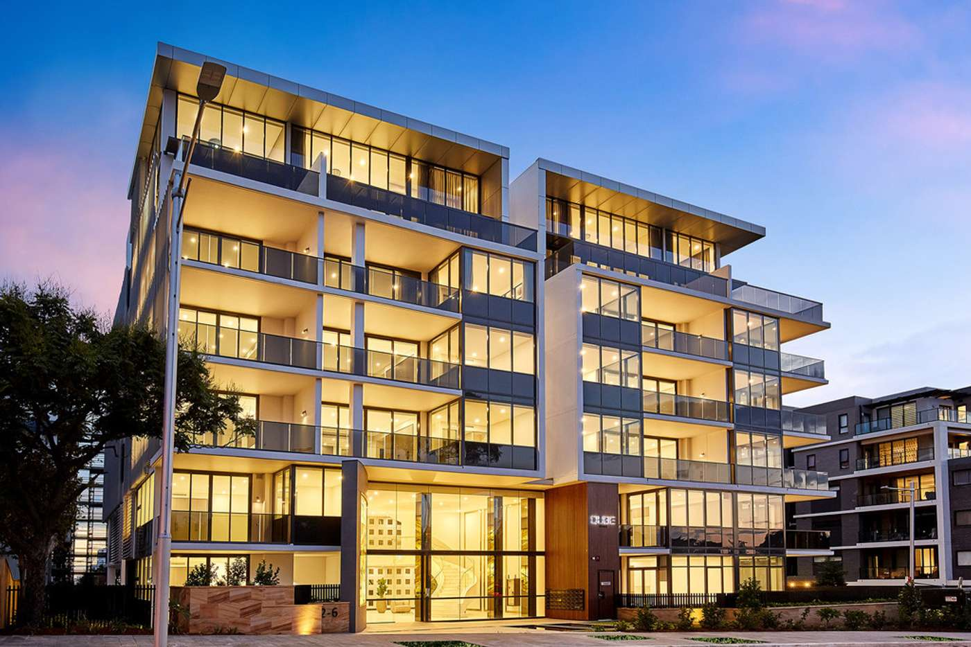 Main view of Homely apartment listing, 32/2-6 Junction Street, Ryde NSW 2112