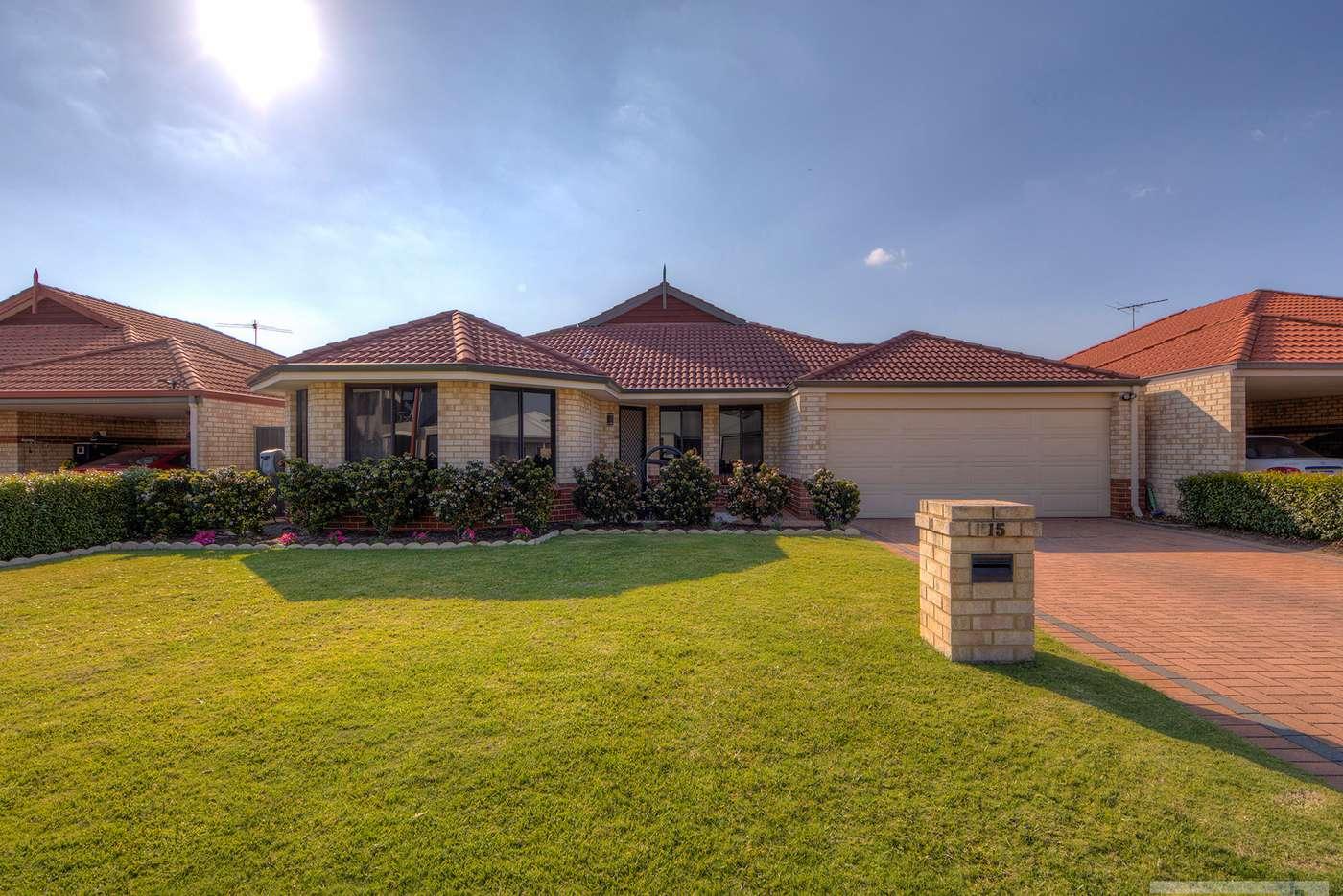 Main view of Homely house listing, 15 Quokka Street, Wattle Grove WA 6107