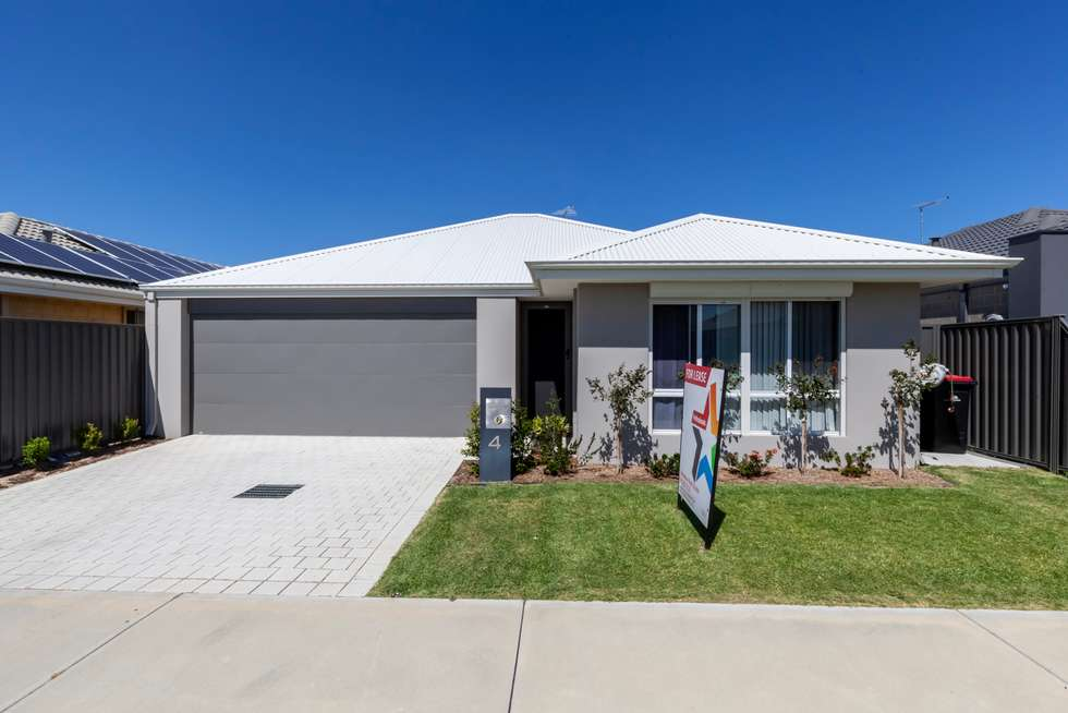 Second view of Homely house listing, 4 Mosley Street, Hilbert WA 6112