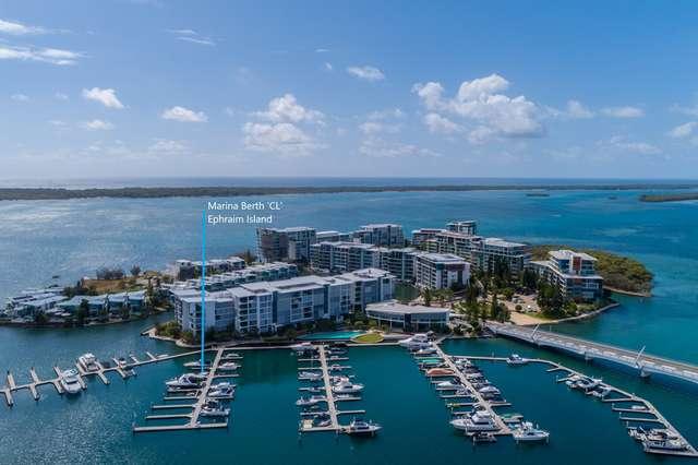 Marina Berth CL Ephraim Island, Paradise Point QLD 4216