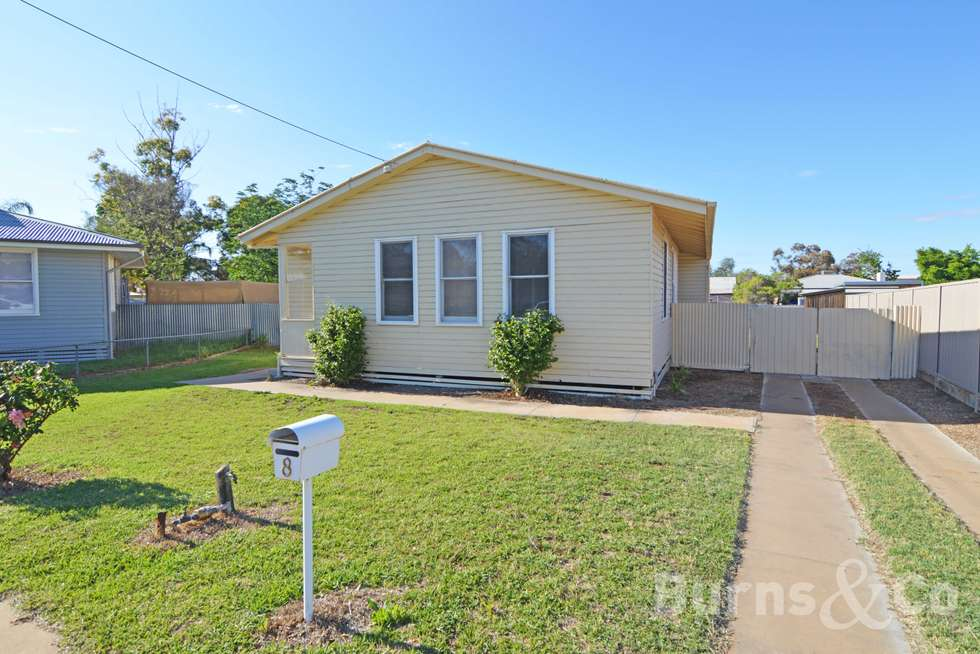 Second view of Homely house listing, 8 Chislett Crescent, Merbein VIC 3505
