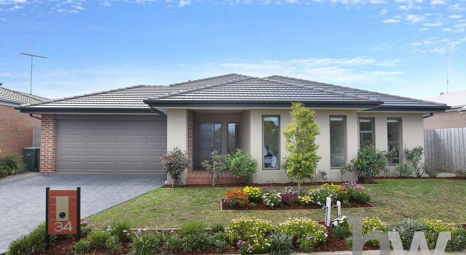 34 Whitecliff Way, Armstrong Creek VIC 3217