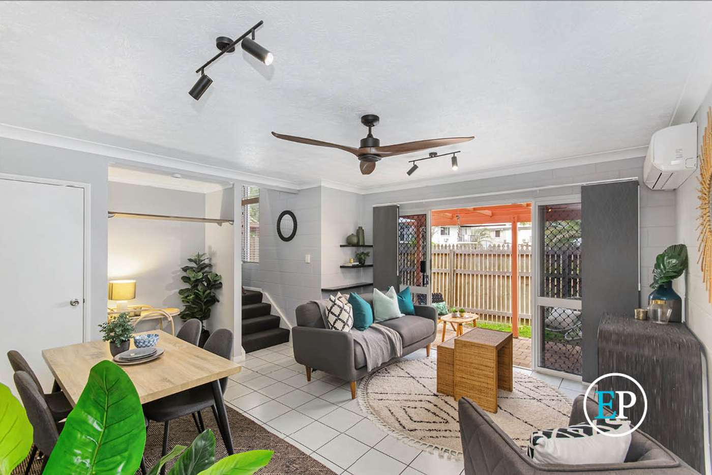 Main view of Homely unit listing, 5/21-23 Tuffley Street, West End QLD 4810