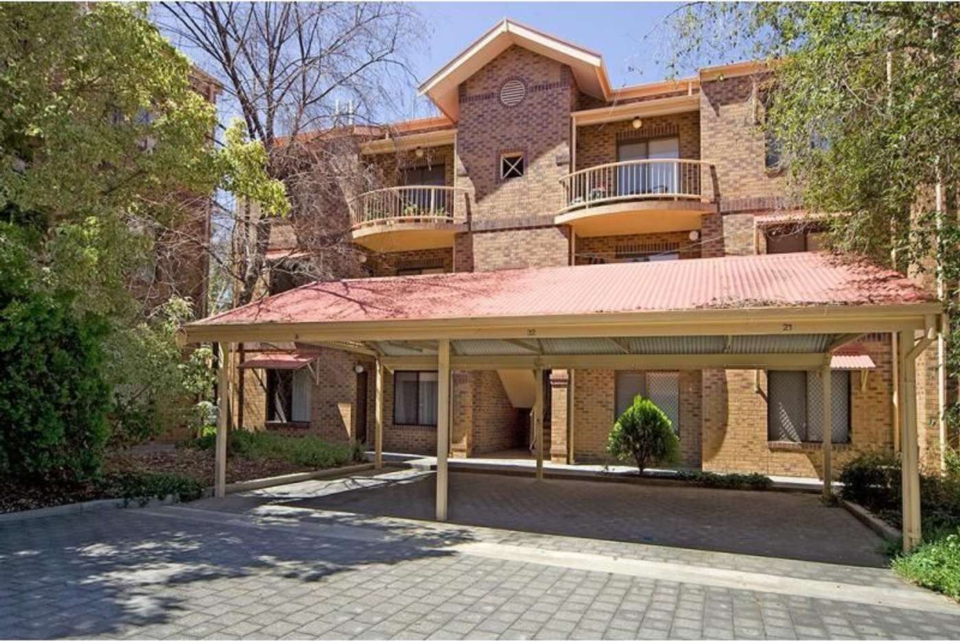 Main view of Homely apartment listing, 16/12-26 Willcox Street, Adelaide SA 5000