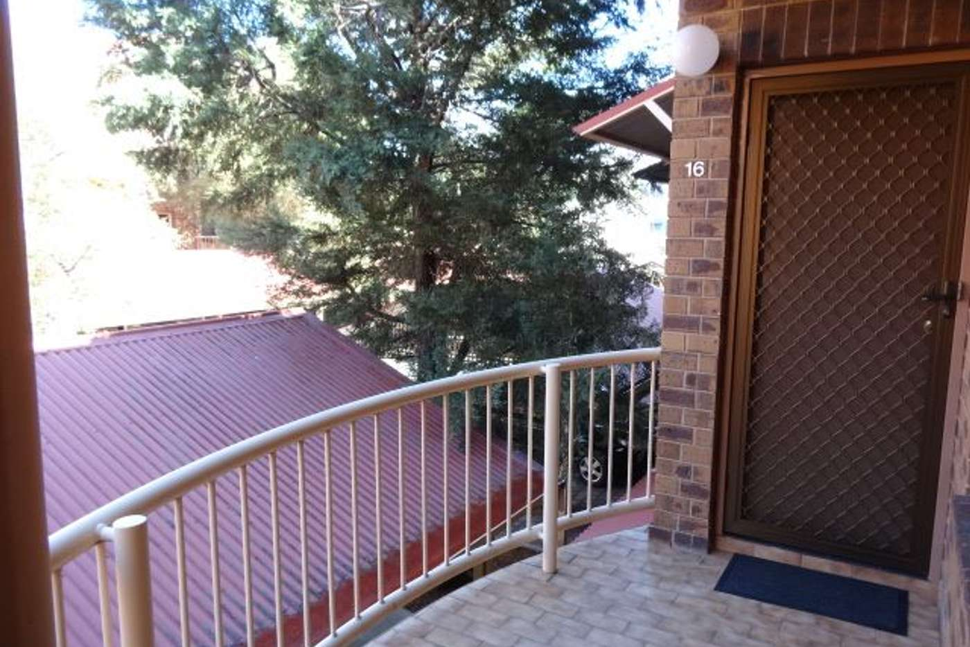 Sixth view of Homely apartment listing, 16/12-26 Willcox Street, Adelaide SA 5000