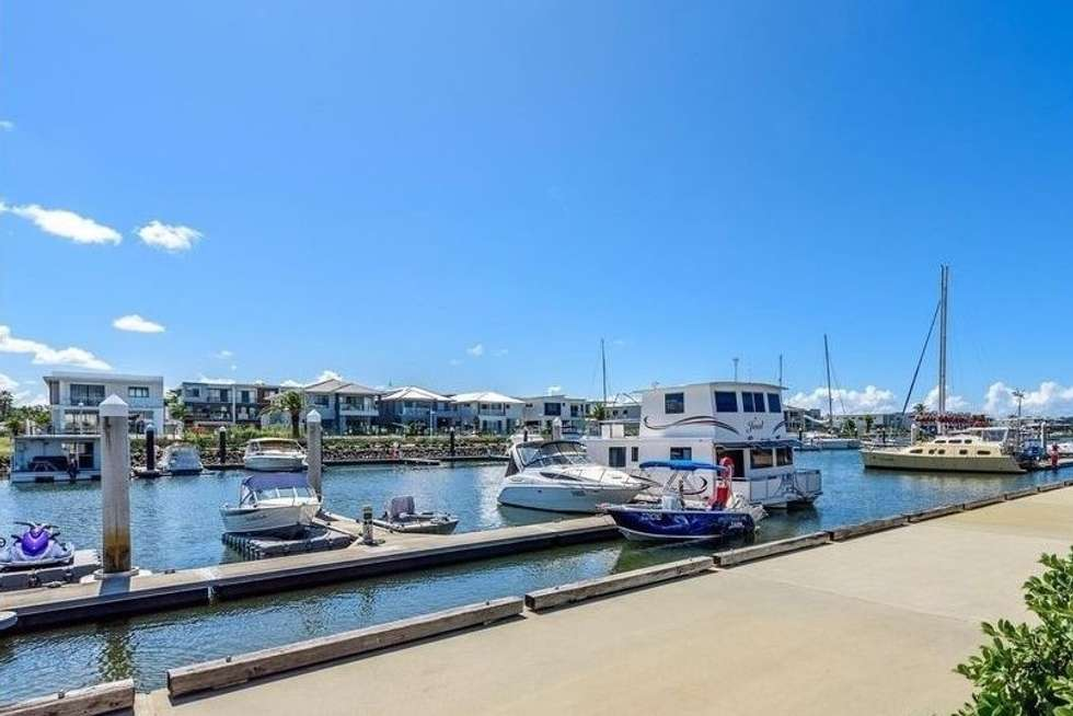 Second view of Homely residentialLand listing, 41 North View Street, Hope Island QLD 4212