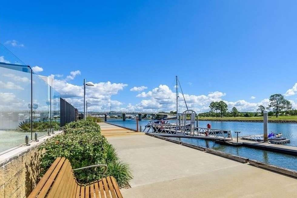 Third view of Homely residentialLand listing, 41 North View Street, Hope Island QLD 4212