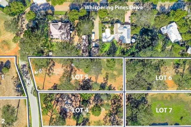 7 Whispering Pines Drive, Highfields QLD 4352