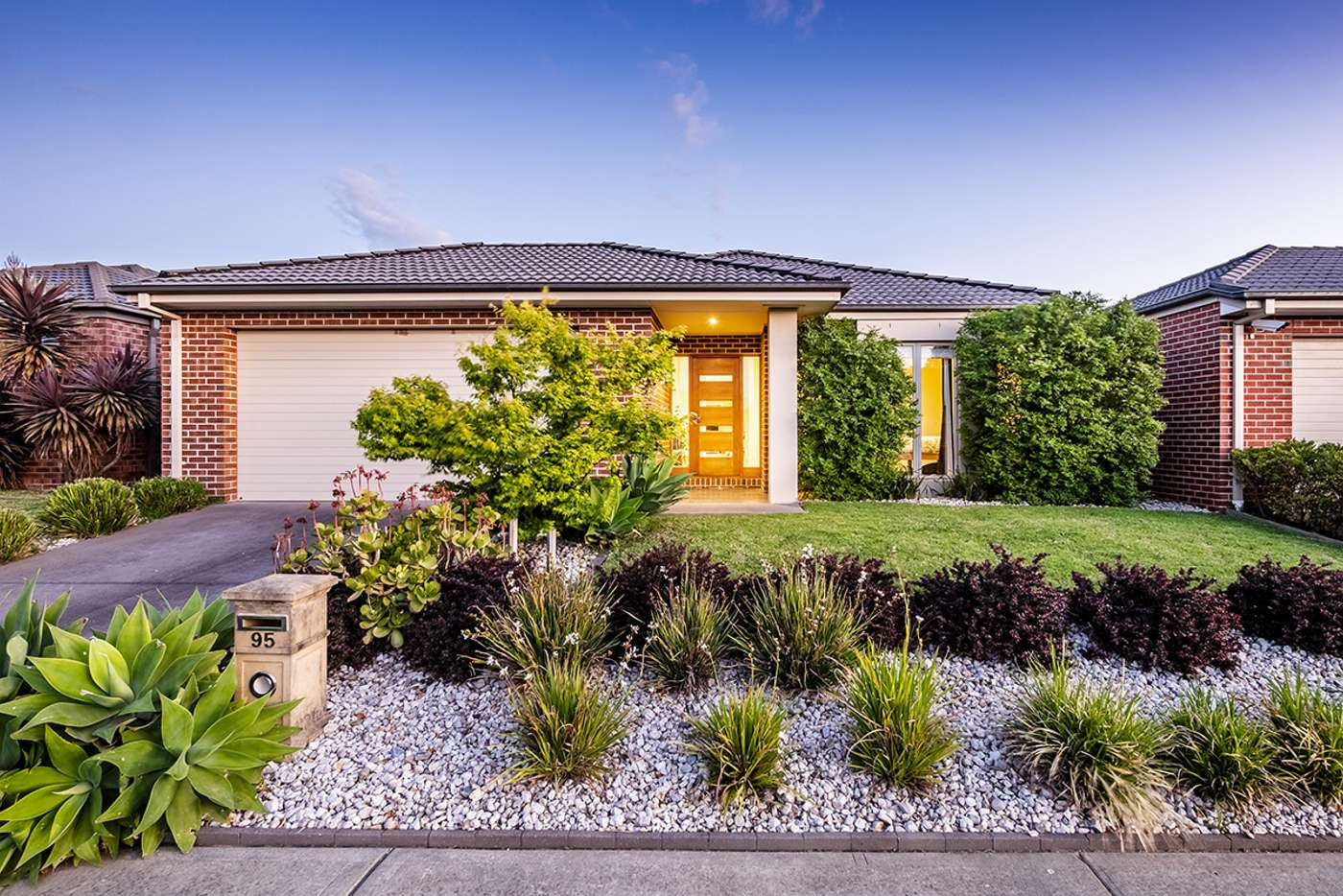 Main view of Homely house listing, 95 Brookwater Parade, Lyndhurst VIC 3975