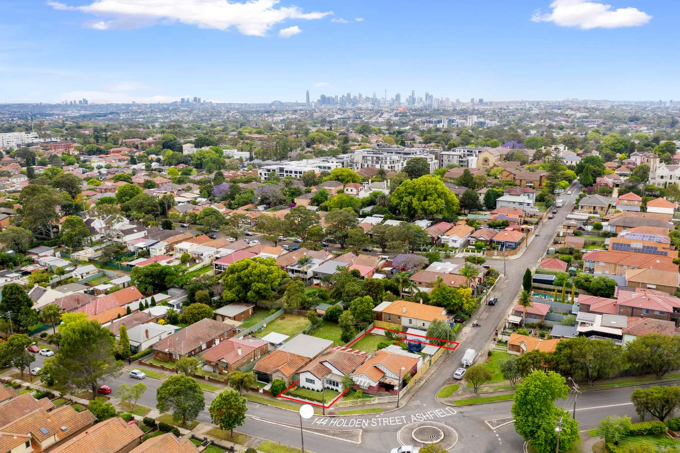 Sixth view of Homely house listing, 144 Holden Street, Ashfield NSW 2131