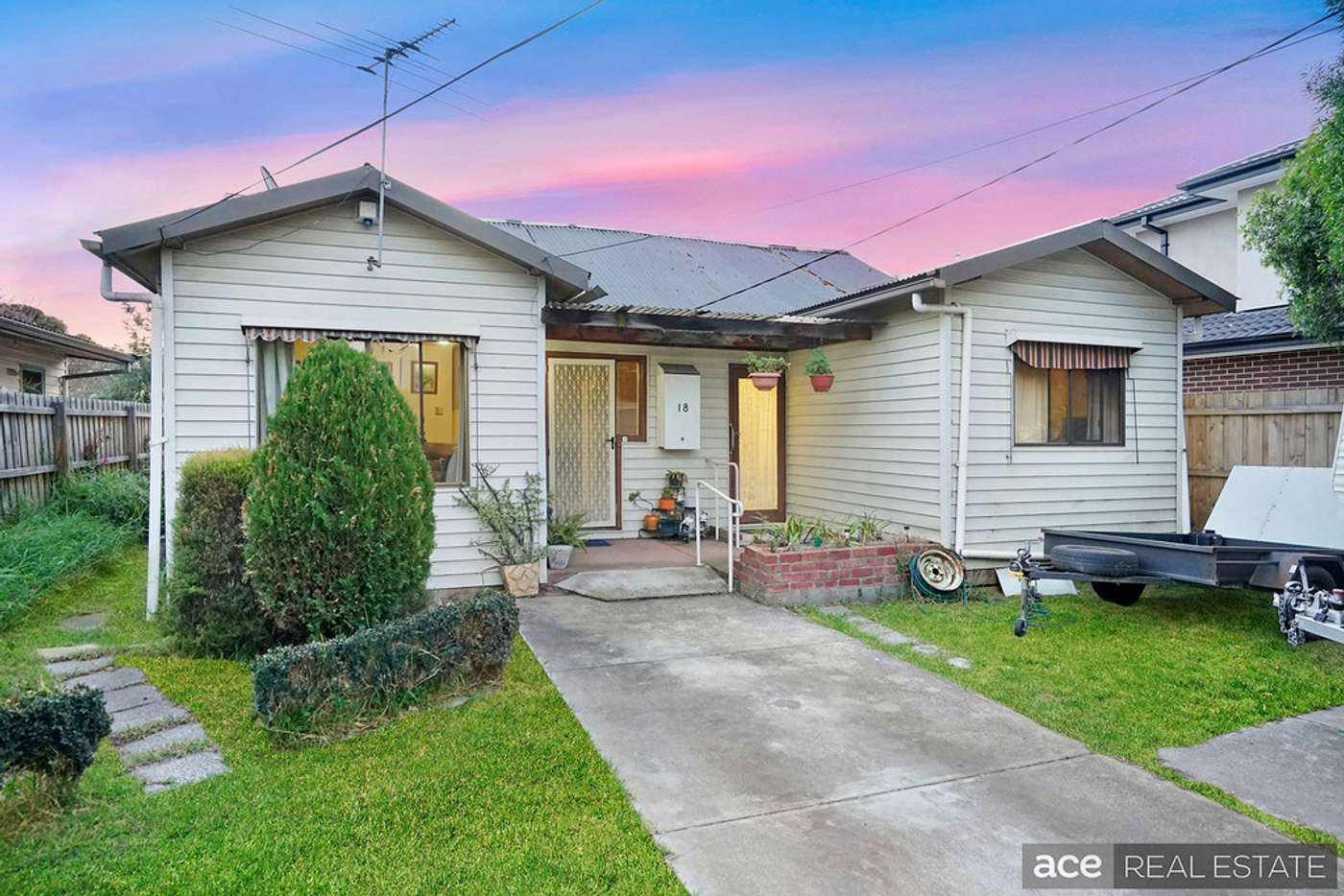 Main view of Homely house listing, 18 Grace Street, Laverton VIC 3028
