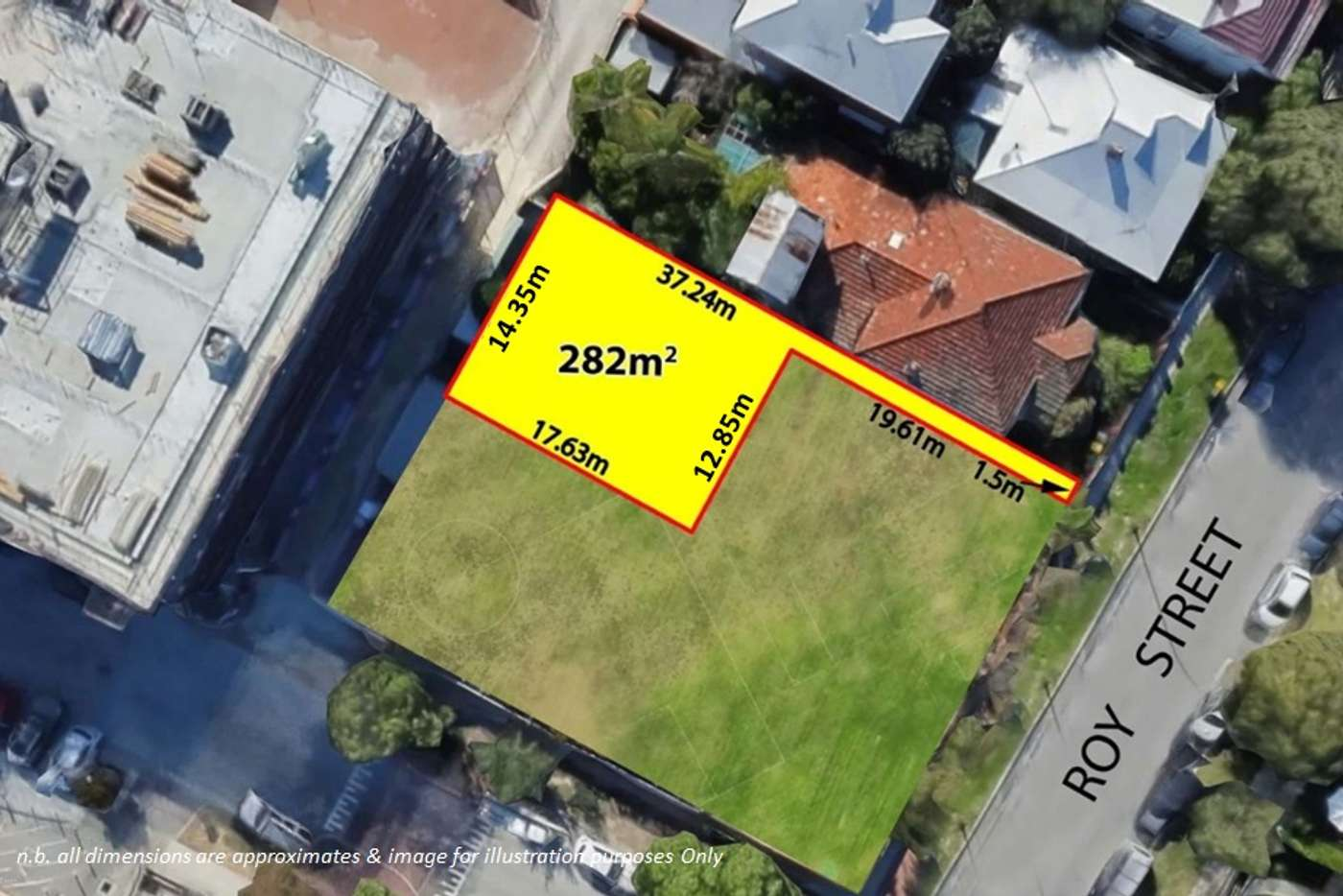 Main view of Homely residentialLand listing, 5A Roy Street, Mount Lawley WA 6050
