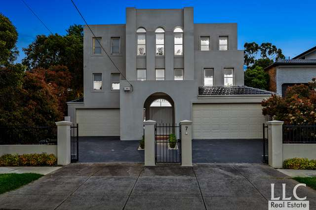 7 Buxton Court, Wheelers Hill VIC 3150