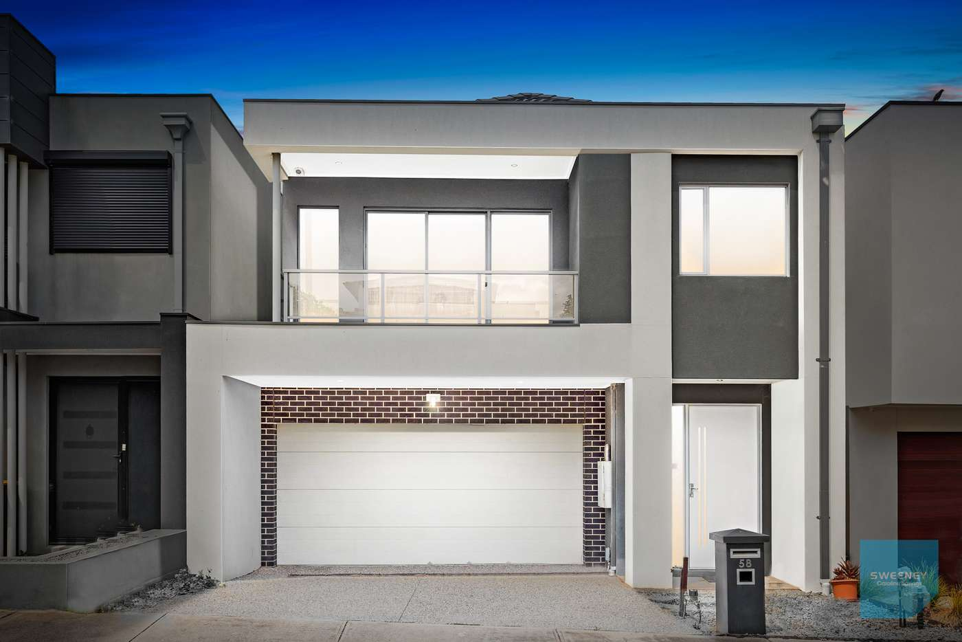 Main view of Homely house listing, 58 The Esplanade, Caroline Springs VIC 3023