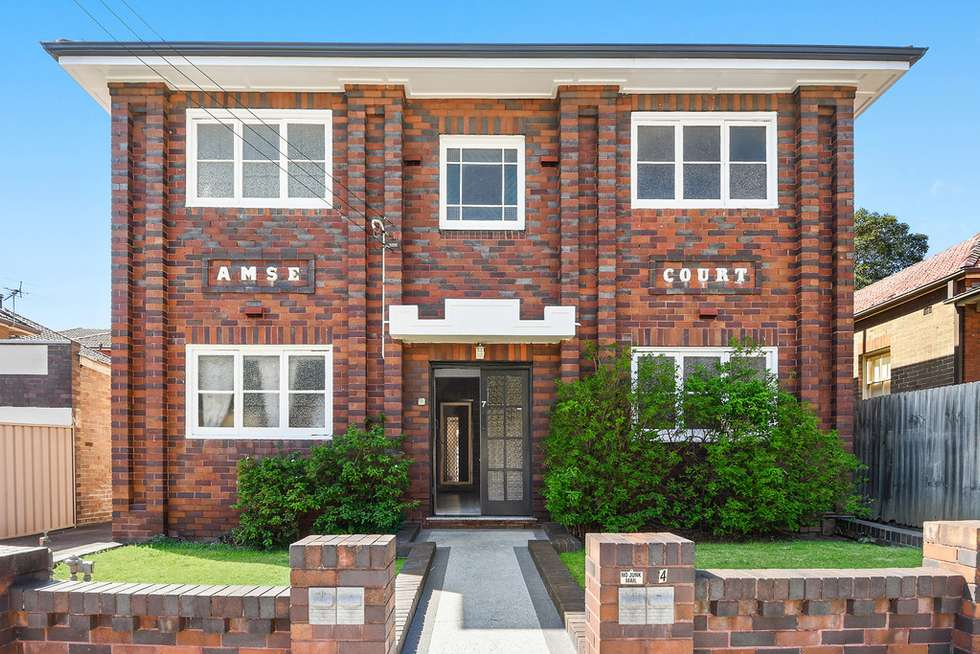Fourth view of Homely unit listing, 1/7 Pembroke Street, Ashfield NSW 2131