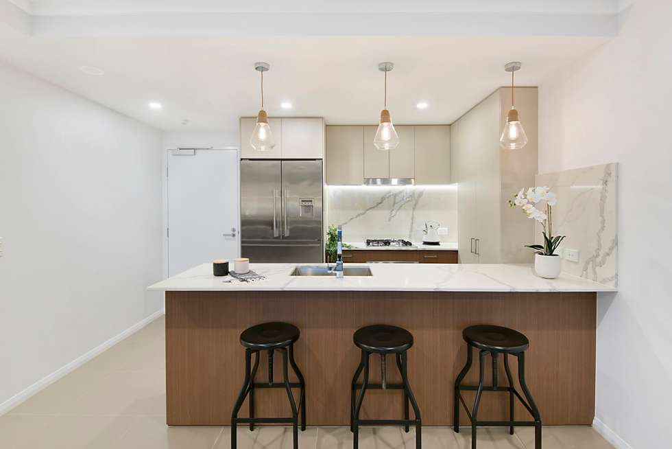 Fourth view of Homely apartment listing, 402/6 Algar Street, Windsor QLD 4030