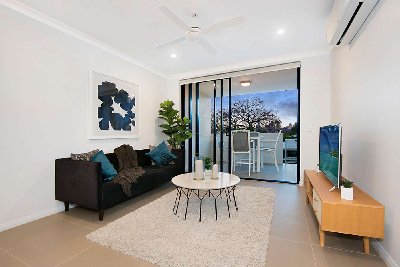 Fifth view of Homely apartment listing, 402/6 Algar Street, Windsor QLD 4030