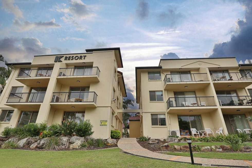 Second view of Homely apartment listing, 22/49-53 Peninsular Drive, Surfers Paradise QLD 4217