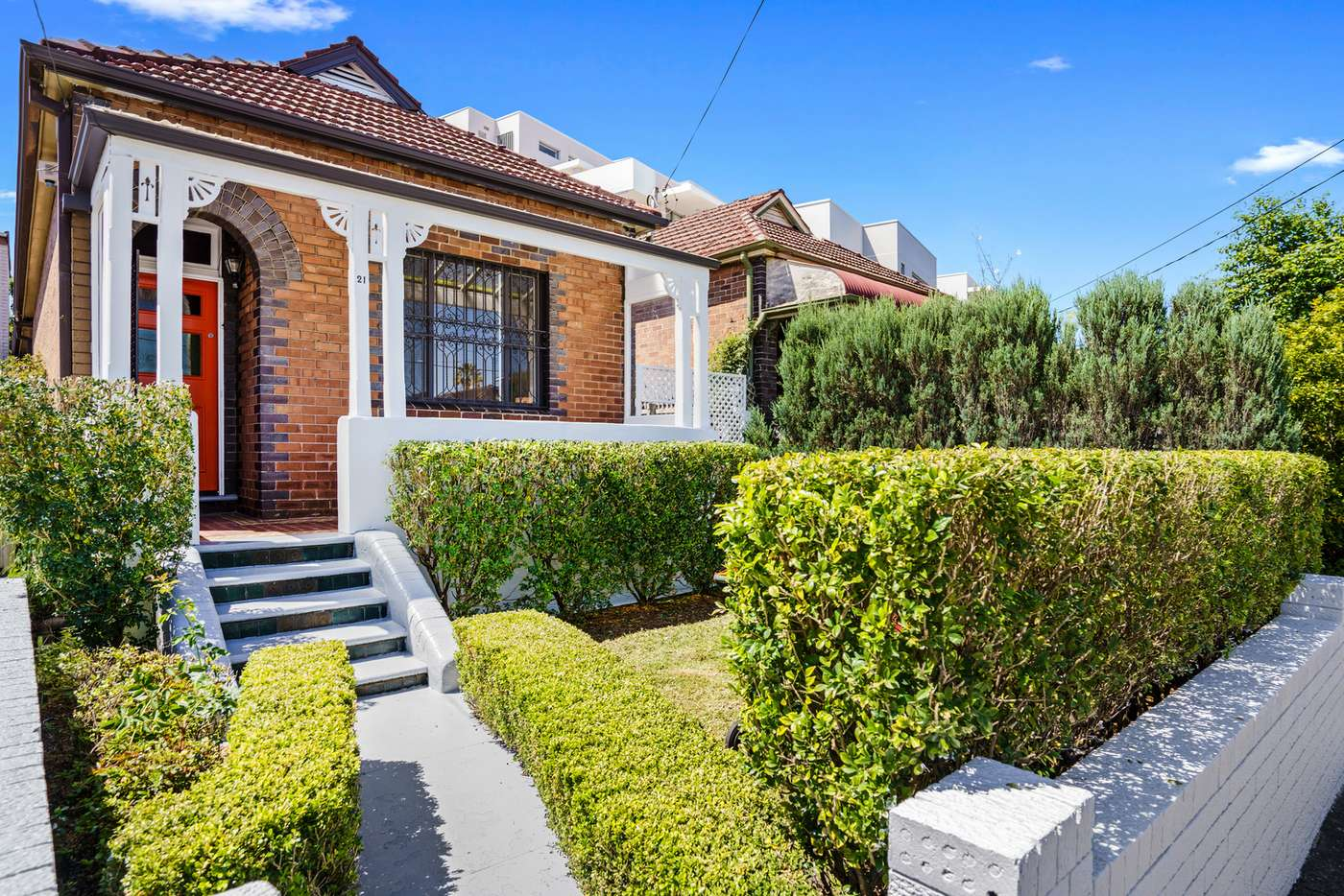 Main view of Homely house listing, 21 Norton Street, Ashfield NSW 2131