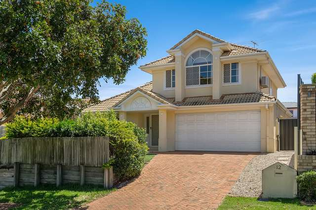 12 Clearmount Crescent, Carindale QLD 4152