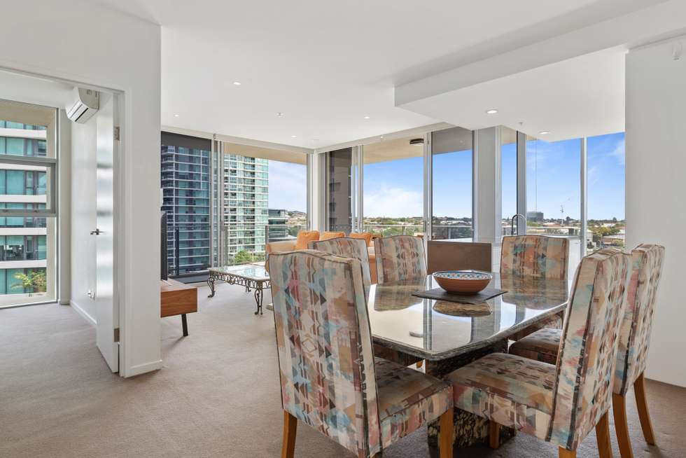 Second view of Homely apartment listing, 4014/37c Harbour Road, Hamilton QLD 4007