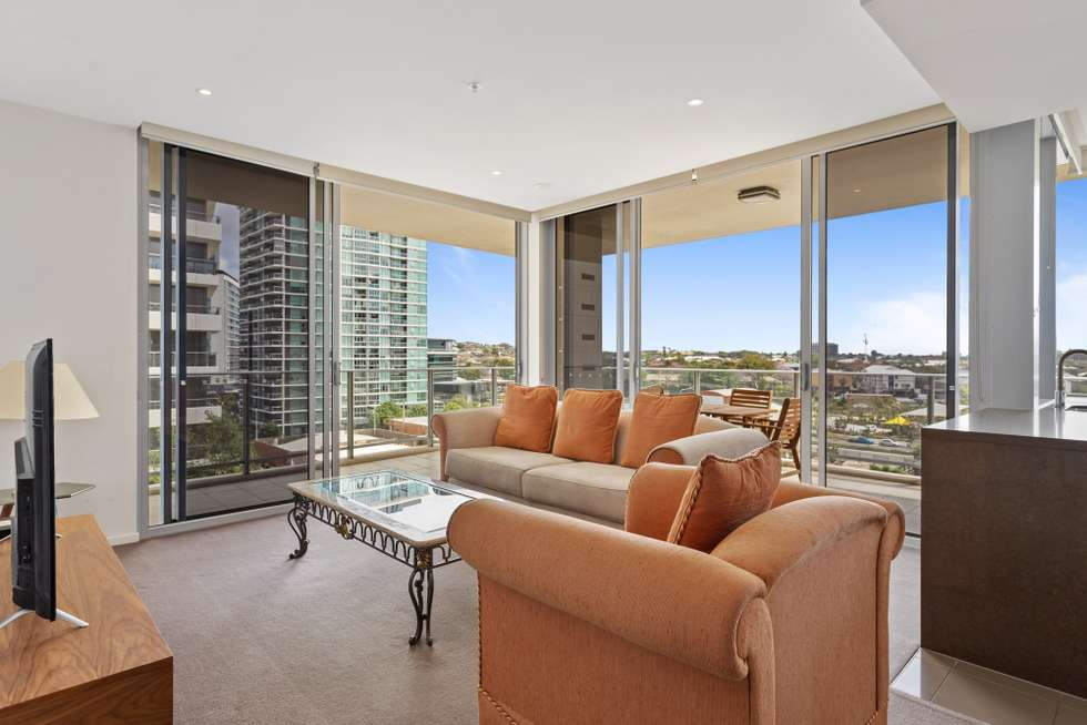 Third view of Homely apartment listing, 4014/37c Harbour Road, Hamilton QLD 4007