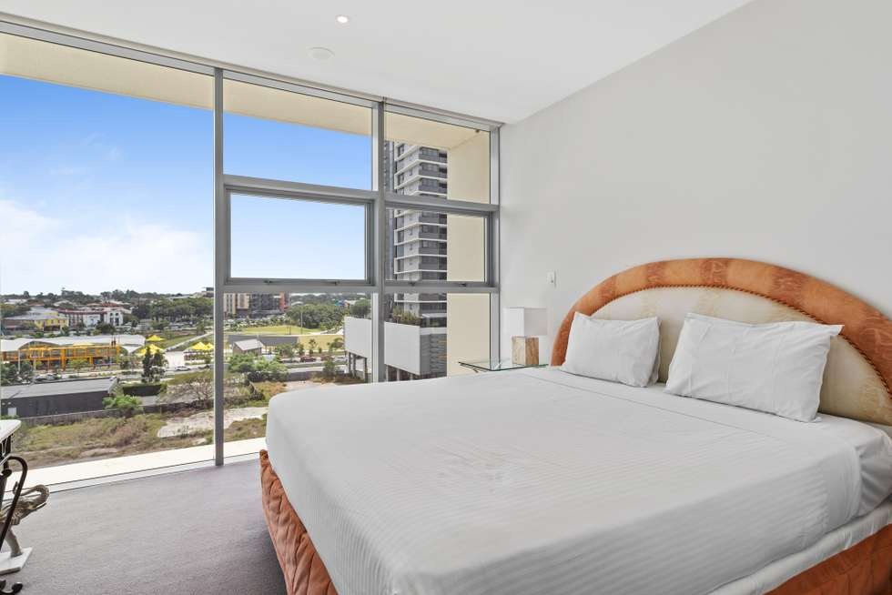 Fifth view of Homely apartment listing, 4014/37c Harbour Road, Hamilton QLD 4007