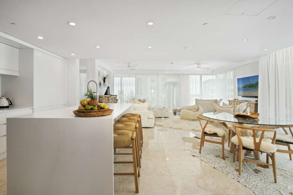 Second view of Homely apartment listing, 13/106 The Esplanade, Burleigh Heads QLD 4220
