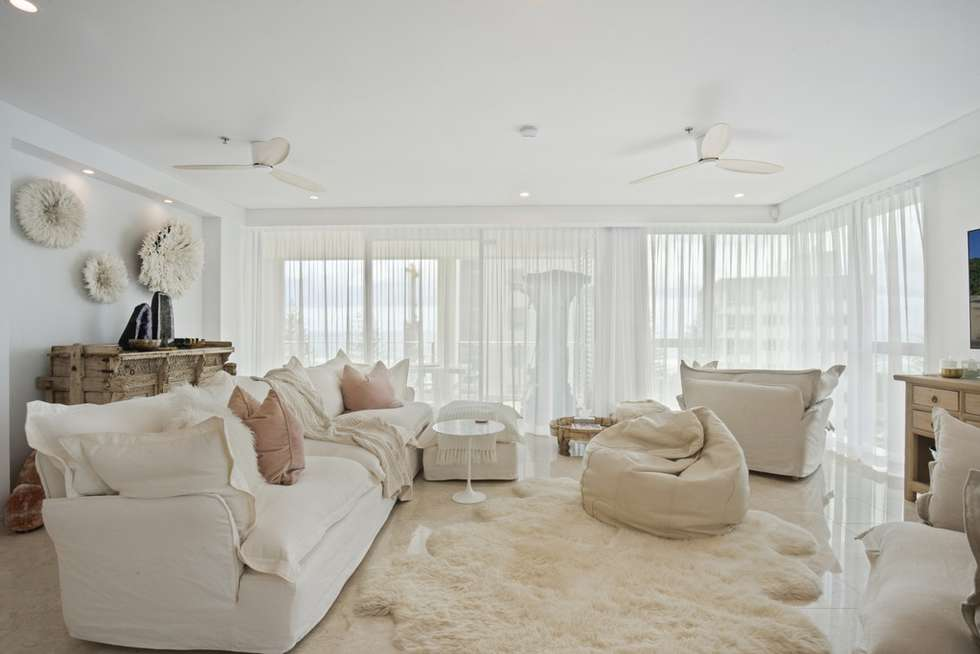 Third view of Homely apartment listing, 13/106 The Esplanade, Burleigh Heads QLD 4220