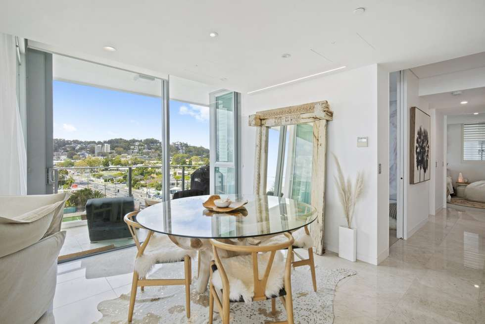 Fifth view of Homely apartment listing, 13/106 The Esplanade, Burleigh Heads QLD 4220