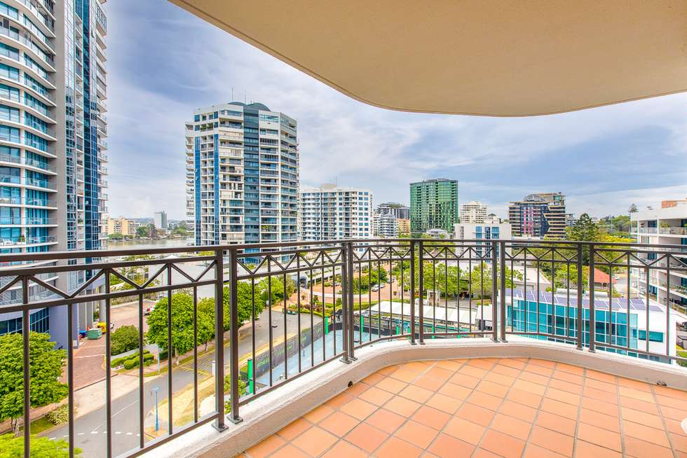 Second view of Homely apartment listing, 1 Goodwin St, Kangaroo Point QLD 4169