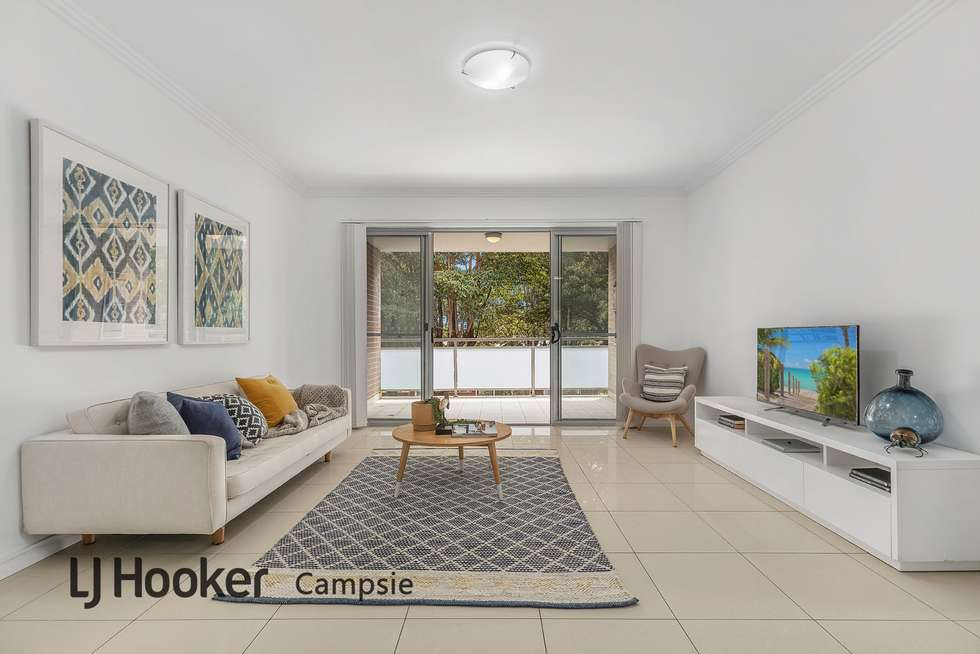 Second view of Homely apartment listing, 3/86-88 Ninth Avenue, Campsie NSW 2194