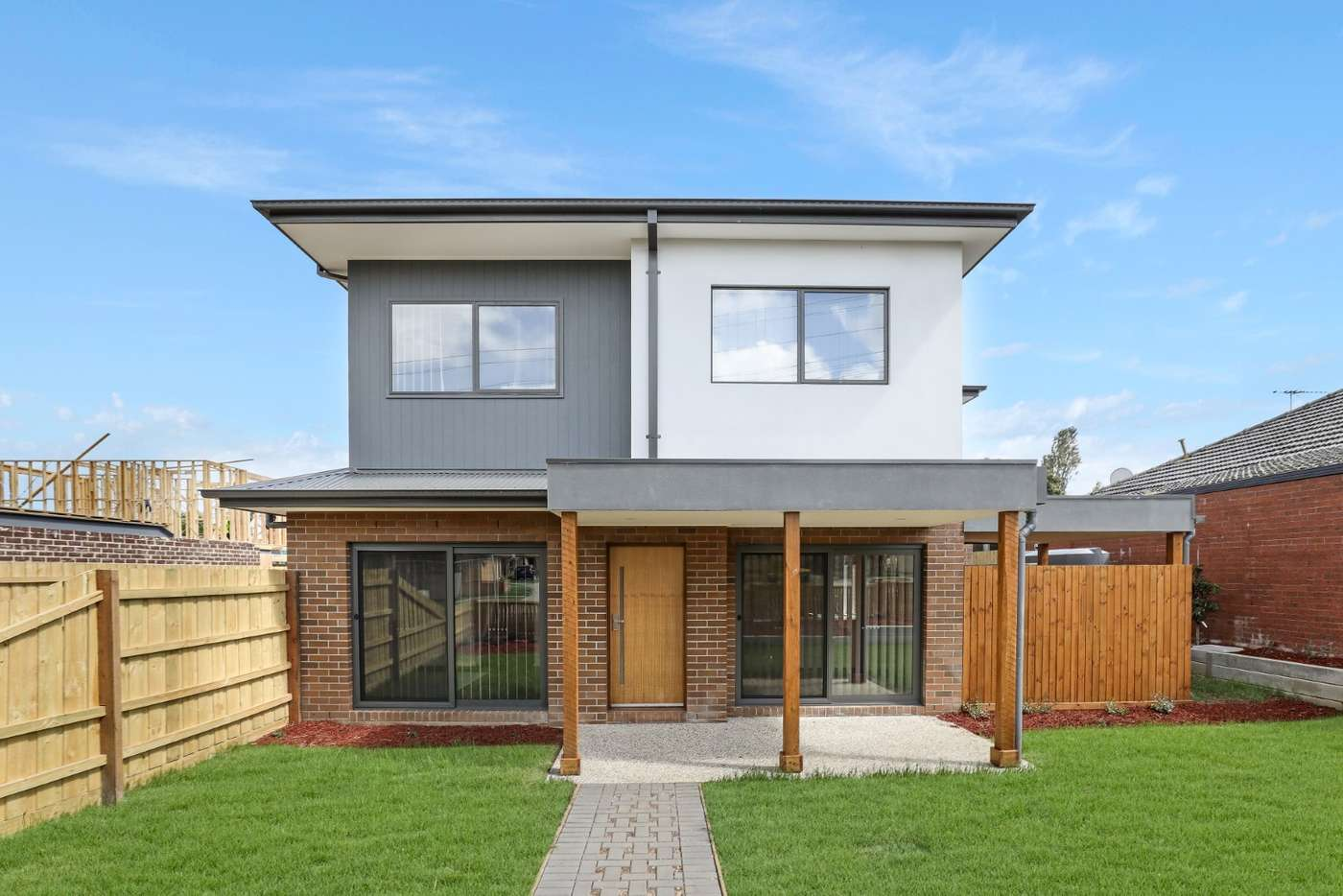 Main view of Homely townhouse listing, 96 Dunblane Road, Noble Park VIC 3174