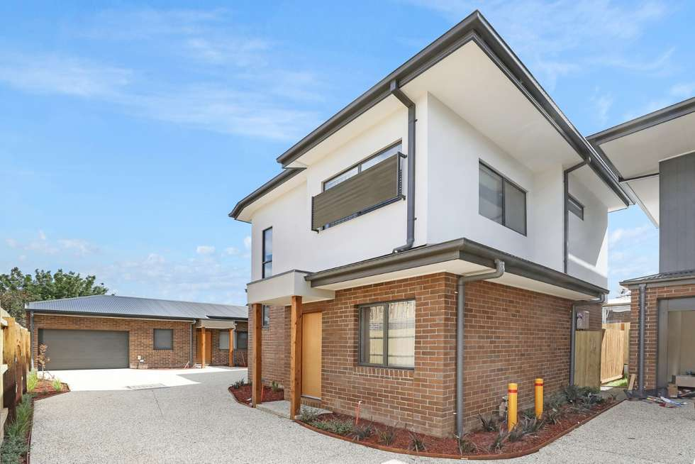 Second view of Homely townhouse listing, 96 Dunblane Road, Noble Park VIC 3174