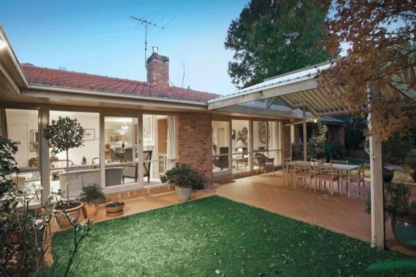 Main view of Homely house listing, 23 Hopetoun Avenue, Canterbury VIC 3126