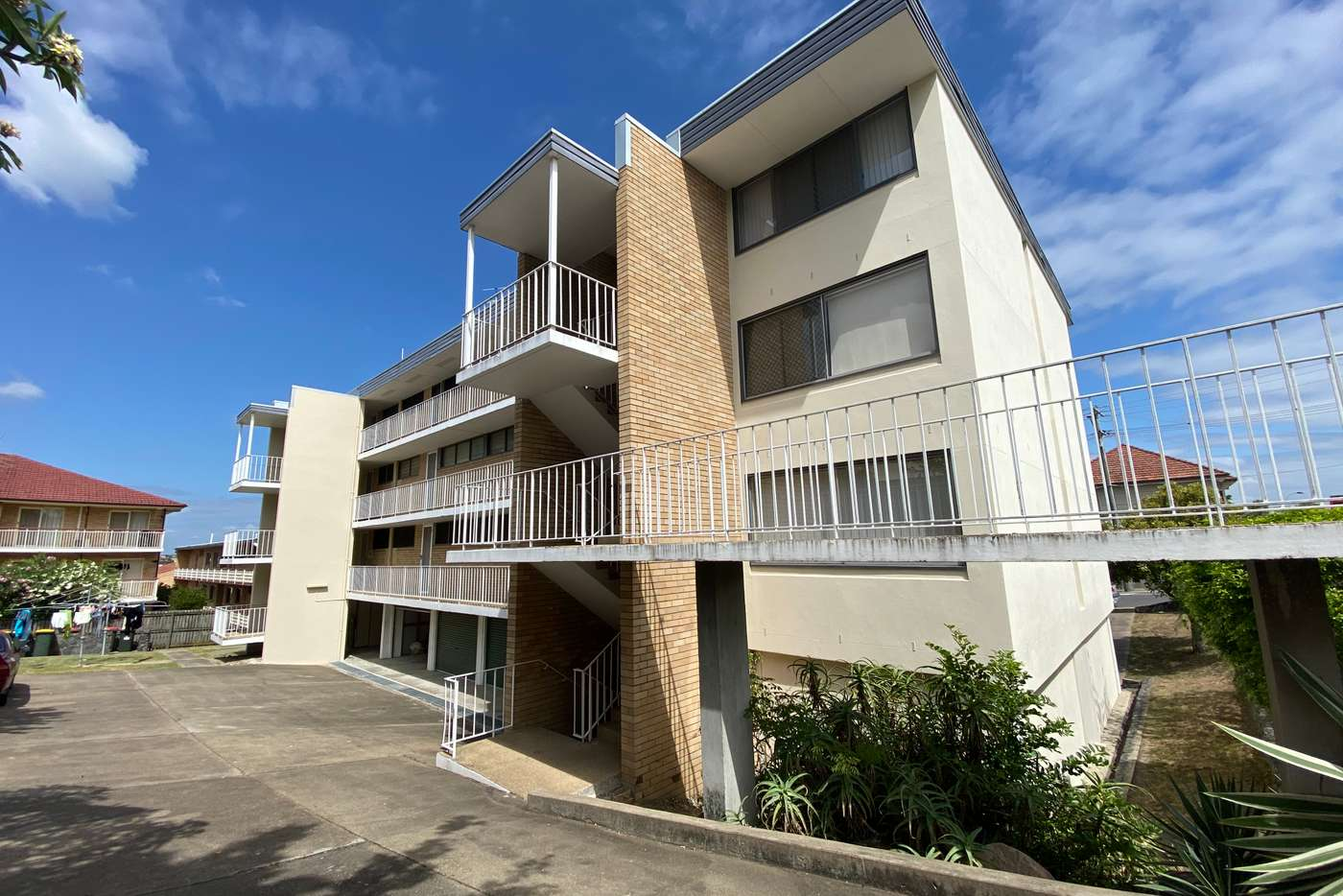 Main view of Homely house listing, 10/223 Cavendish Road, Coorparoo QLD 4151