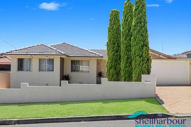3 Stewart Place, Barrack Heights NSW 2528