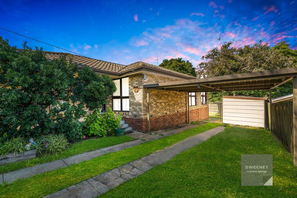 Second view of Homely house listing, 85 Devereaux Street, Oak Park VIC 3046