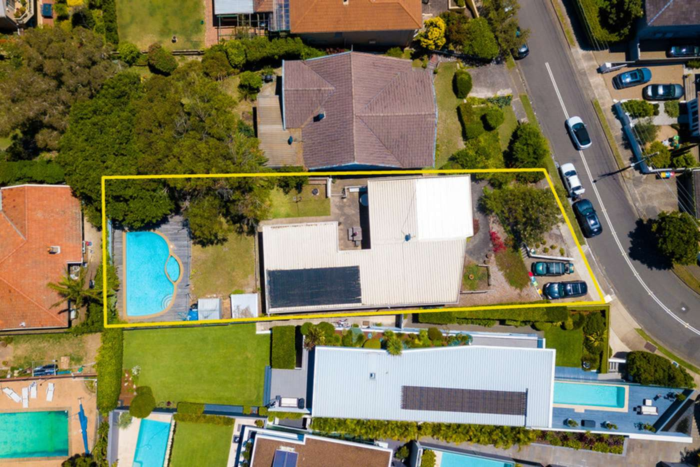 Main view of Homely house listing, 45 Beaumont Street, Rose Bay NSW 2029