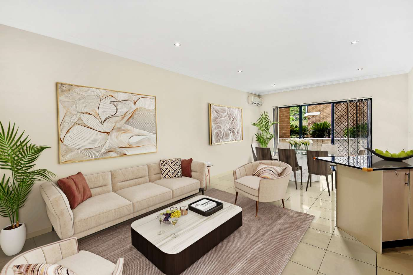 Main view of Homely apartment listing, 4/8-16 Eighth Avenue, Campsie NSW 2194