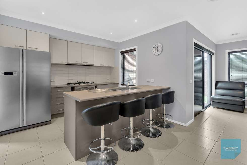 Third view of Homely townhouse listing, 45B The Avenue, Caroline Springs VIC 3023