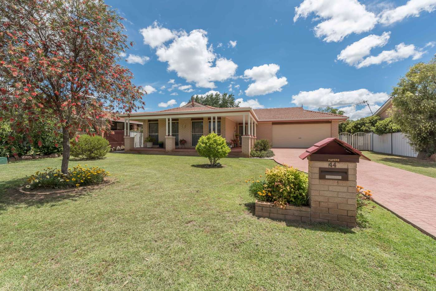 Main view of Homely house listing, 44 Mulgoa Way, Mudgee NSW 2850