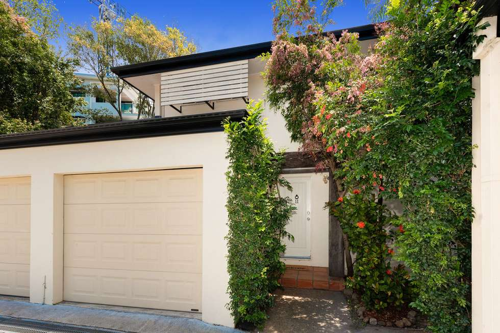 Second view of Homely townhouse listing, 3/74A Sir Fred Schonell Drive, St Lucia QLD 4067