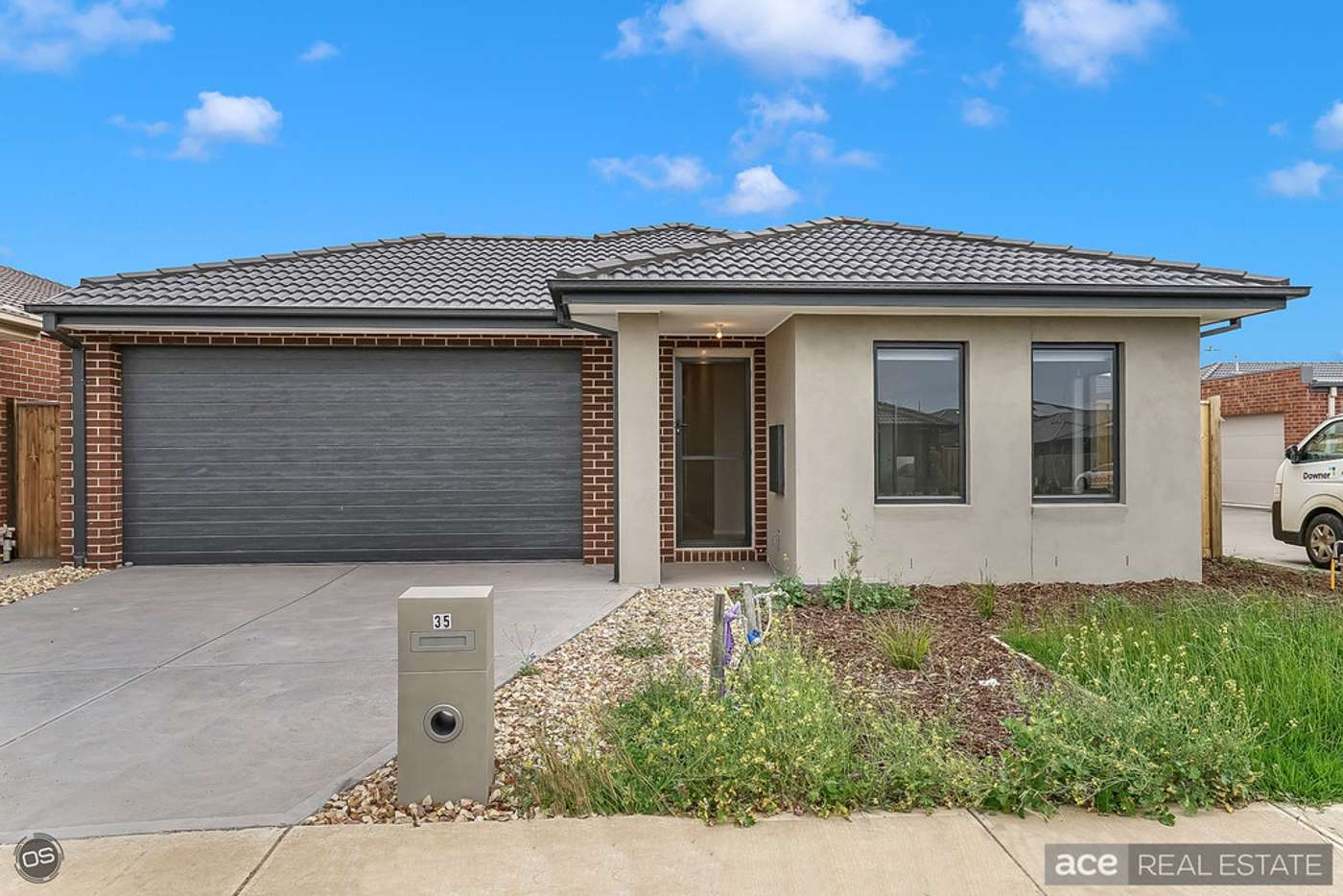 Main view of Homely house listing, 35 Grima Crescent, Wyndham Vale VIC 3024