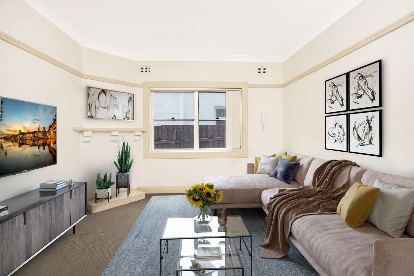 Main view of Homely apartment listing, 2/58 Clarendon Road, Stanmore NSW 2048