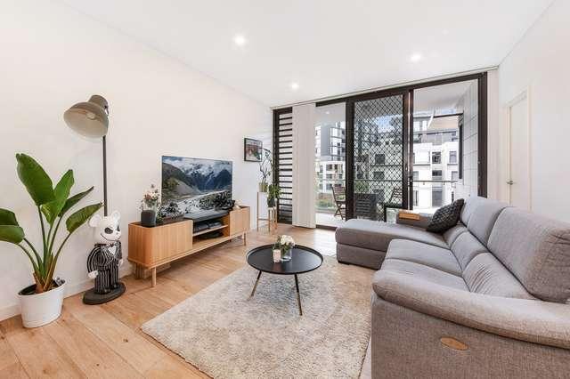 207/5 McGill Street (entry via Hudson Street), Lewisham NSW 2049