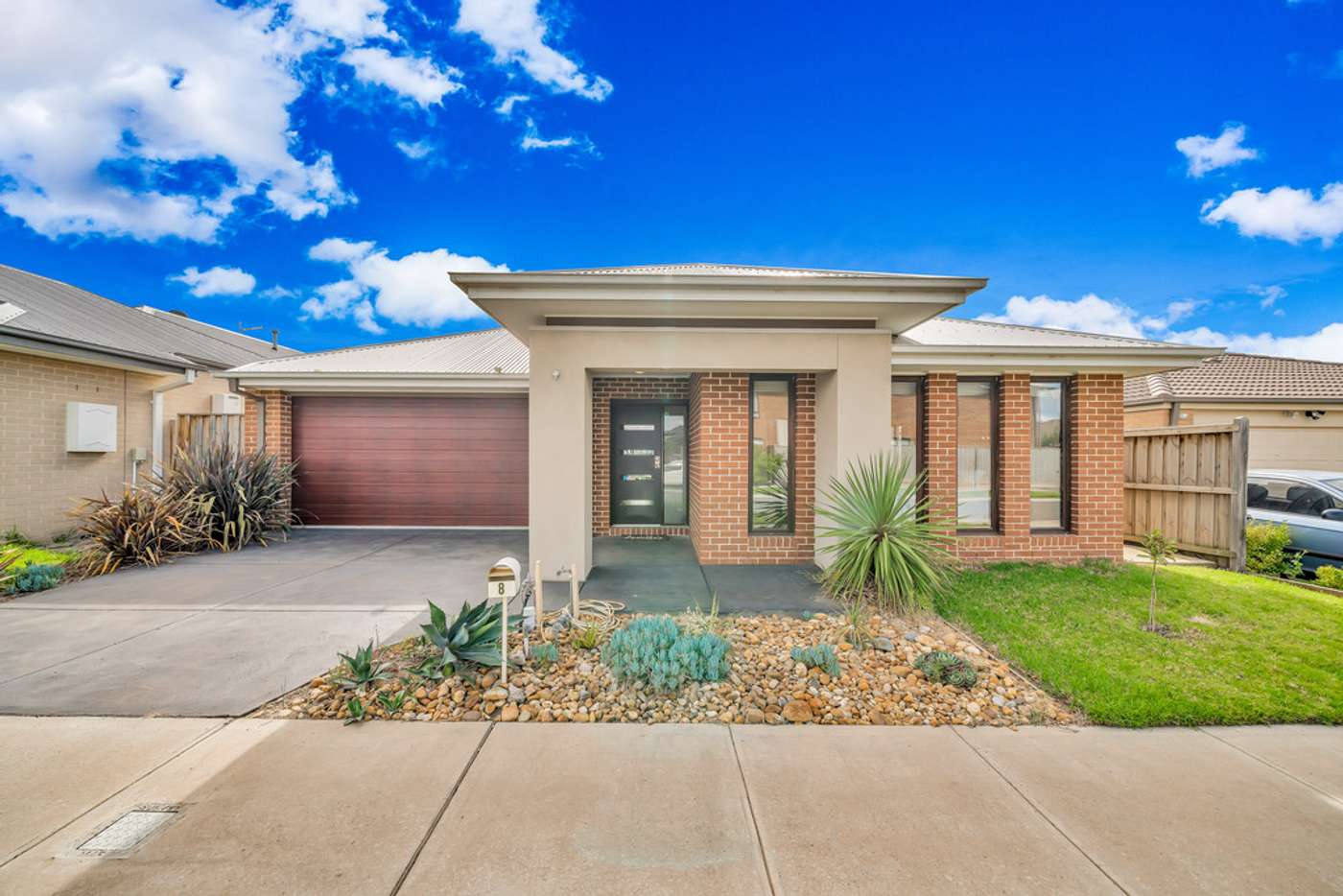 Main view of Homely house listing, 8 Mahal Dr, Clyde North VIC 3978